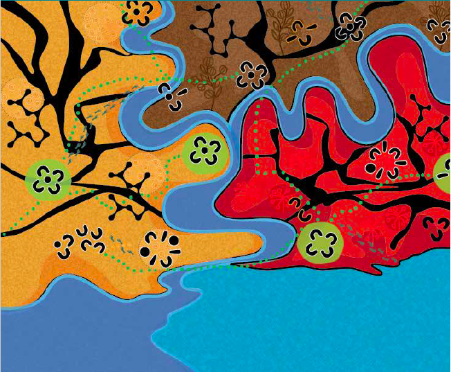 aboriginal inclusion cover artwork
