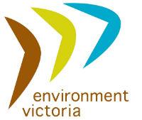 Logo for Environment Victoria